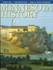 2007 Minnesota History Magazine: Flagpole Saga/Anglo-Dakota Family/Becker Photos