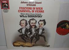 EL 27 0405 1 Johan II Eduard Josef Strauss Carnival In Vienna Willi Boskovsky
