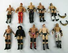 WWE Wrestling Figure Toys 2010 Lot Of 10 With Accessories