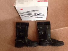 Perf PB24 High Leg Foundary Steel Toe Capped Work Boots - Black