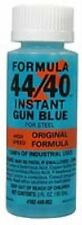 New Brownells Brownell's Formula 44/40 2 oz. Bottle Instant Gun Blue for Steel