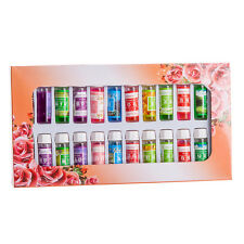 A Pack Of 24 Essential Oil in 12 Various Scents 5ML Each Bottle