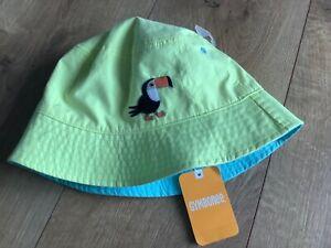 Gymboree Boy 5T Toucan Hat New