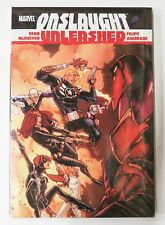Onslaught Unleashed Hardcover NEW Marvel Graphic Novel Comic Book