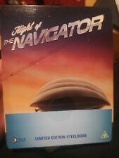 Flight of the navigator UK Blu Ray Steelbook ships worldwide