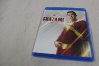 Shazam ! Blu Ray Dvd Combo 2019 Dc No Digital Copy Code Presale