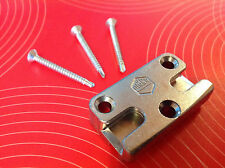 MACO 362010 Sicherheits-Schließblech Pilzkopf inkl. 3 Schrauben