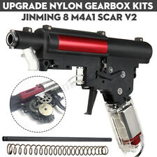 AU Upgrade Nylon Gearbox Kits For JinMing M4A1 Gen8 Gel Ball Blaster Toy 2020
