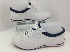 KEDS SPIRIT White Sneakers Leather Shoes, Size 6
