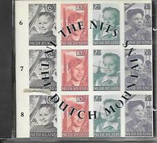 THE NITS - In the Dutch mountains CD Album 15TR (CBS) Holland 1987
