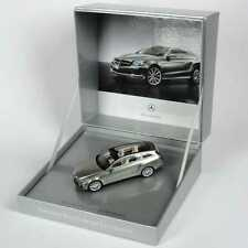 1:43  Mercedes-Benz Concept Fascination tierra-del-fuego-grey-bright Paris 2008