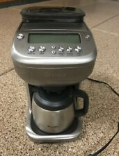 Breville YouBrew Deluxe Grind and Brew Carafe + Single Serve Coffee Maker