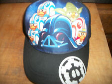 Angry Birds Star Wars Vader Yoda Luke hat  Baseball Mens Hat  New adjustable