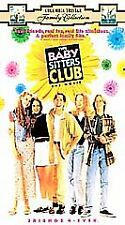 The Babysitters Club - The Movie (VHS, 1996, Clam Shell Case)