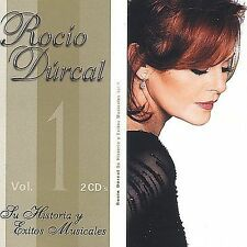 Durcal, Rocio : Su Historia Y Exitos Musicales 1 CD