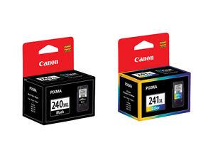 Genuine Canon PG240XXL CL241 XL ink MG2120 MG3120 MG4120 MX372 MX432 MX439 240