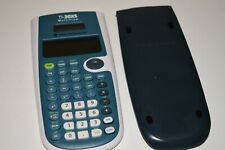 Texas Instruments TI-30XS MultiView Scientific Calculator - Blue/White, Solar