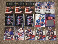 Teemu Selanne 15 Card NHL Hockey Topps Upper Deck Donruss Score1990s 1993 HOF