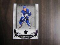 William Nylander 2018-19 Artifacts Purple Card # 47. Toronto Maple Leafs