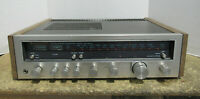Vintage Kenwood Model KR-4600 AM/FM Stereo Tuner Receiver For Parts Or Repair