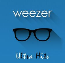 Weezer Ultra Hits [Greatest Hits] CD/DVD [2016] Version 4 {White or Blue Cover)