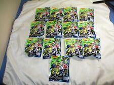 13-Mega Bloks Nickelodeon Tmnt Teenage Mutant Ninja Turtles Series 3 Blind Packs