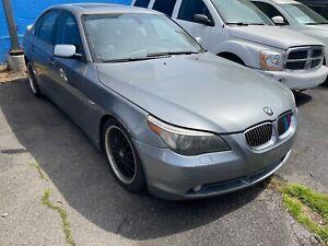 2004 BMW 545i I