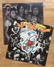 """Rose Tattoo Schallplatten Sammlung 2x 12"""" LP (Vinyl, Rock, Metal, 1st Press)"""