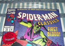 The AMAZING SPIDER-MAN #14 Reprint in Spider-Man Classics #15 from June 1994 DM