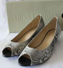 Hush Puppies Wedge Open Toe Heels for Women