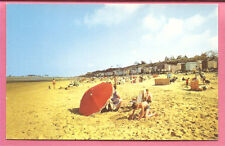 The Beach, Wells-next-the-Sea, Norfolk postcard. F. W. Pawsey & Sons.