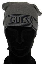 Cappello cuffia berretto hat GUESS a.M34Z01 taglia L/XL c.M92 GRIGIO GREY