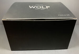 Wolf Windsor Single Watch Winder Module 2.5 Nice Pre Owned Condition