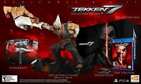 NEW Tekken 7 Collector's Edition (Sony Playstation 4, 2017)