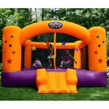 Large Inflatable Bounce House Moonwalk Bouncer Jump Party Slide Trampoline New