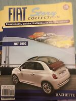 "FIAT STORY COLLECTION "" FIAT 500 C "" HACHETTE FASCICOLO"