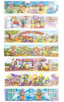 RK Spielzeuge 1999 Auswahl mit BPZ AKF verschiedene Serien Fremdfigur Ruebezahl