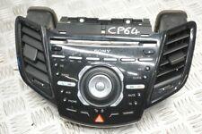 FORD FIESTA MK7 SONY RADIO CONTROLS FASCIA (NOT SAT NAV) 2013-2017 CP64