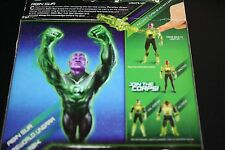 New Green Lantern Figure lAbin Sur Supercharged Action Figure NIP  -EE-