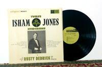 Rusty Dedrick Orchestra, Twelve Isham Jones Evergreens, LP 1971, Swing Jazz - NM