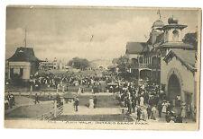 1908 Postcard Main Walk Ontario Beach Park Monroe County New York