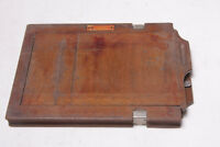 """Half Plate Holder for 4 3/4 x 6 1/2"""" Glass Film WPC Photography - USED LF290"""