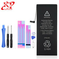 New 2750mAh Internal Battery Replacement Flex for New Apple iPhone 6S+ Plus Tool
