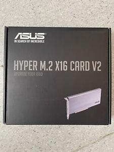 Asus Hyper M.2 x16 Card V2 128GBIT
