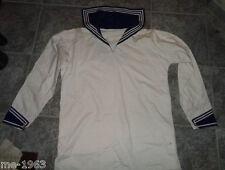 original  Marine oder KM weißes Hemd in riesiger Größe
