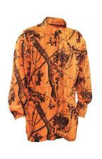 Deerhunter Targit Pull Over Jacket Innovation Blaze Camo-Small