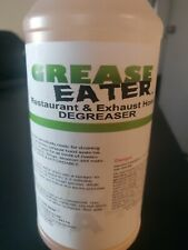 Grease Eater Degreaser & equipment Cleaning Detergent 48 Oz. Concentrate