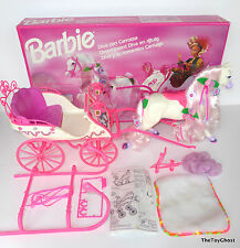 BARBIE MATTEL EUROPEAN ITALY EXCLUSIVE 1991 DIVA HORSE MIB VERY RARE/COMPLETE