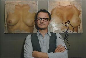 Jonathan YEO SIGNED Autograph Photo AFTAL COA Artist National Portrait Gallery
