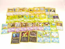 Pokemon TCG Card Pocket Monsters Neo Discovery 34 Cards Holo Tyranitar Umbreon